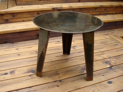 """Low table - 18"""" H x 2' W"""