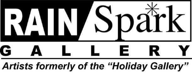 Rain Spark Gallery Logo